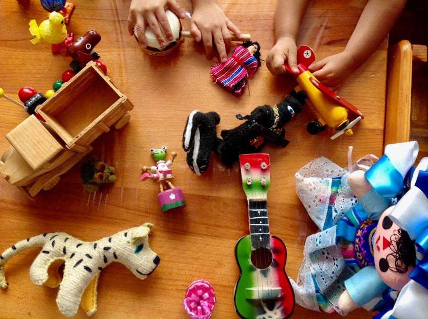 Intervenția timpurie: Utilizarea intereselor copilului în predareaabilităților