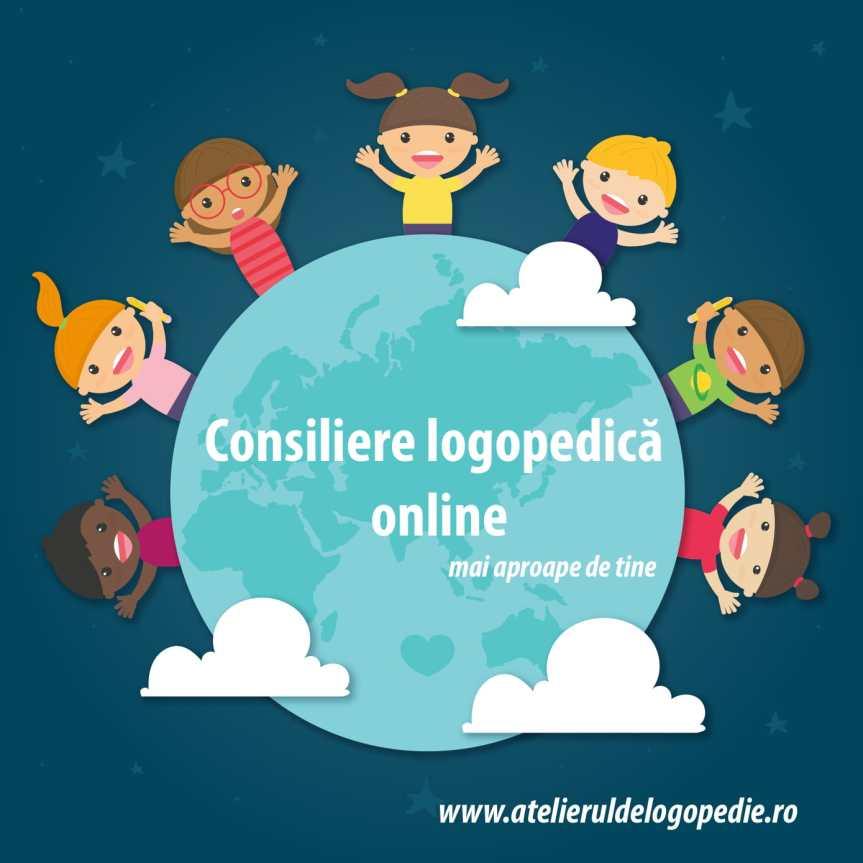 Consiliere logopedică online-1